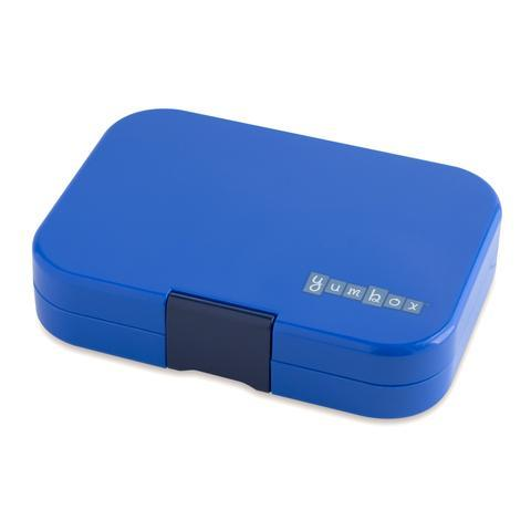Yumbox  - 4 Compartment Neptune Blue