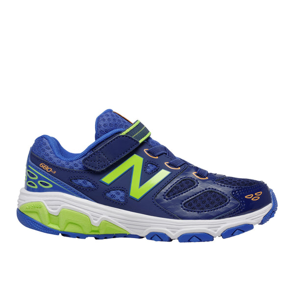 New Balance Blue Toddler KA680v3 Sneaker