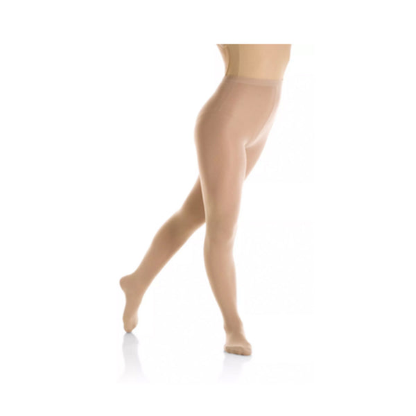 Mondor Caramel Adult Durable Nylon Footed Skating Tights