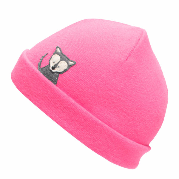 The North Face Cha Cha Pink Baby Critter Beanie