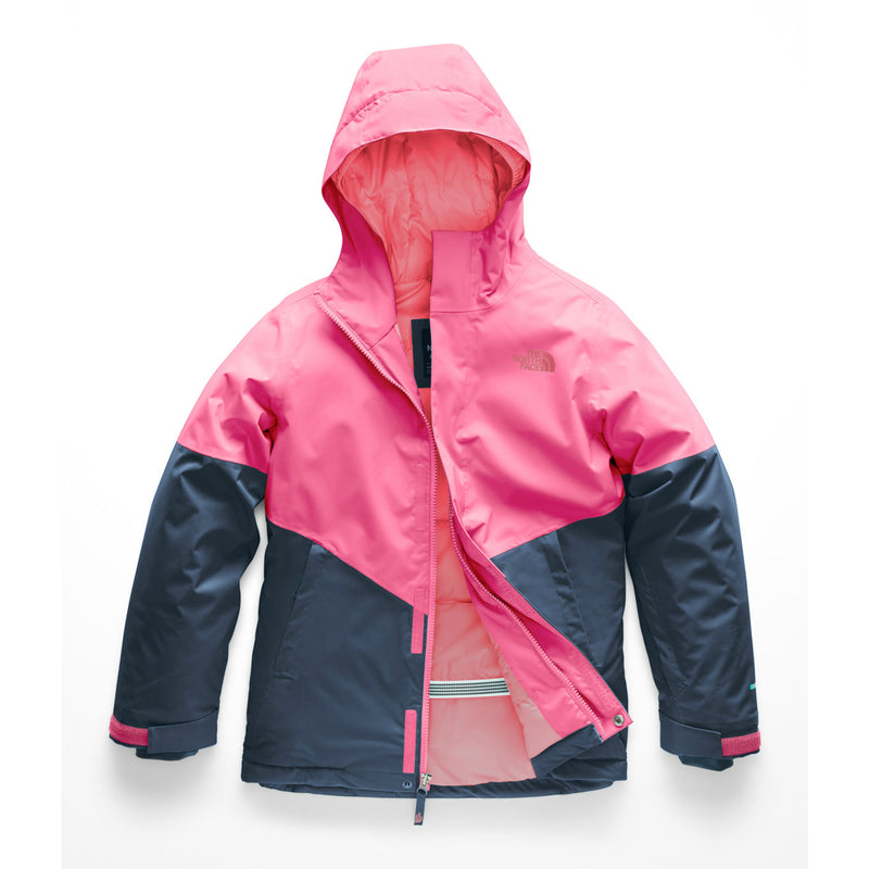The North Face Atomic Pink Brianna Insulated Jacket