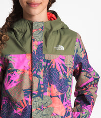 The North Face Four Leaf Clover Resolve Reflective Jacket