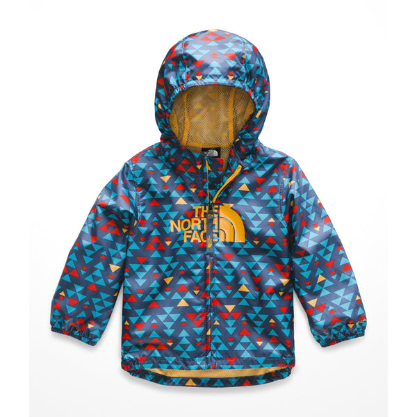 The North Face Shady Blue Infant Novelty Flurry Jacket