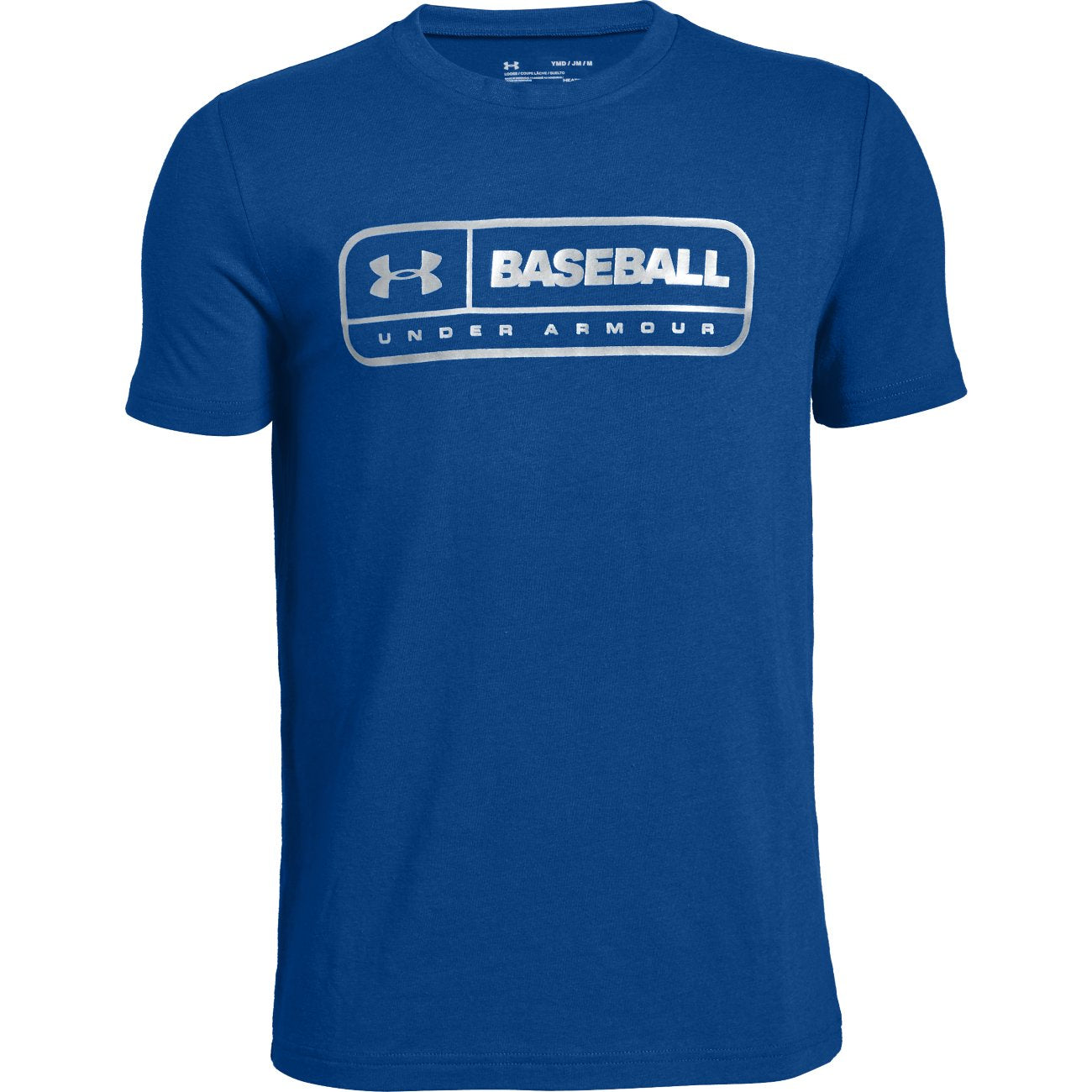 Under Armour Royal Lockertag Graphic S/S Tee