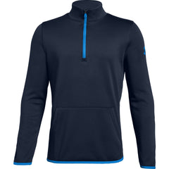Under Armour Navy Armour Fleece Elevate 1/2-Zip