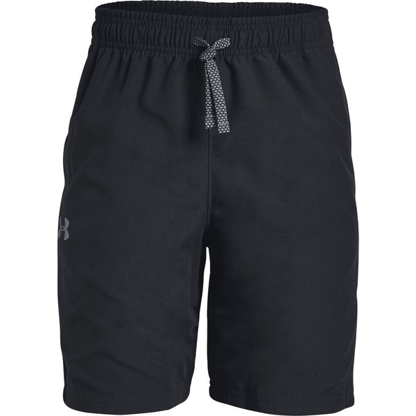 Under Armour Black Woven Graphic Short
