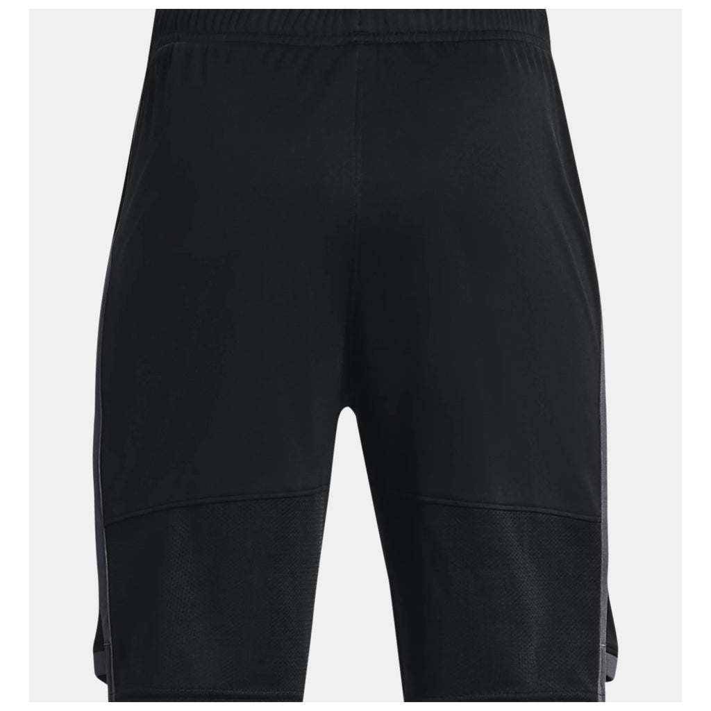 Under Armour Black/Pitch Grey/White Stunt 3.0 Shorts