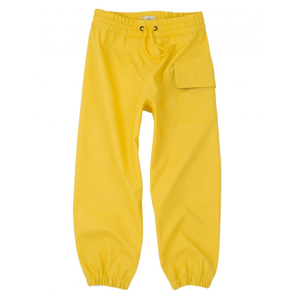 Hatley Yellow Splash Pant