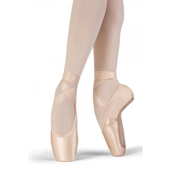 Bloch Pink Grace Pointe Shoe