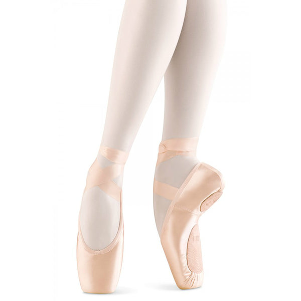 Bloch Pink Eurostretch Pointe Shoe