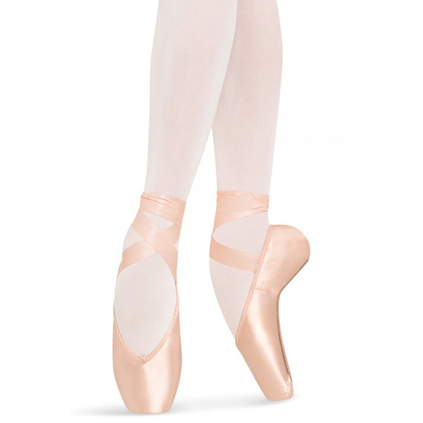 Bloch Pink Heritage Pointe Shoe