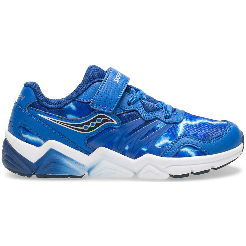 Saucony Blue Flash A/C Children's Sneaker