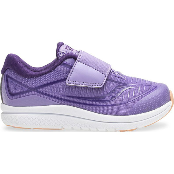 Saucony Purple/White Kinvara 10 Jr Sneaker