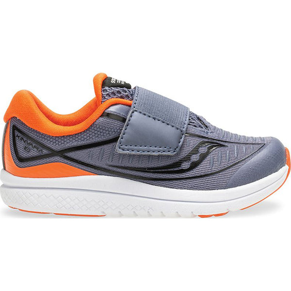 Saucony Grey/Orange Kinvara 10 Jr Sneaker