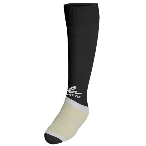 Eletto Black Jr. Soccer Sock