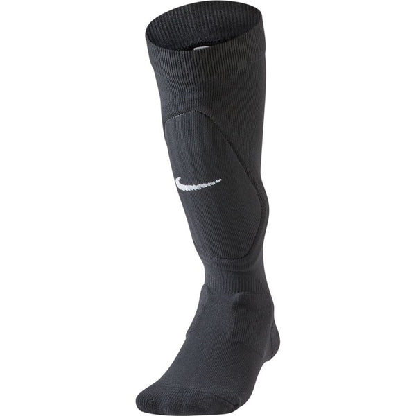 Nike Black/White Shin Sock Sleeve