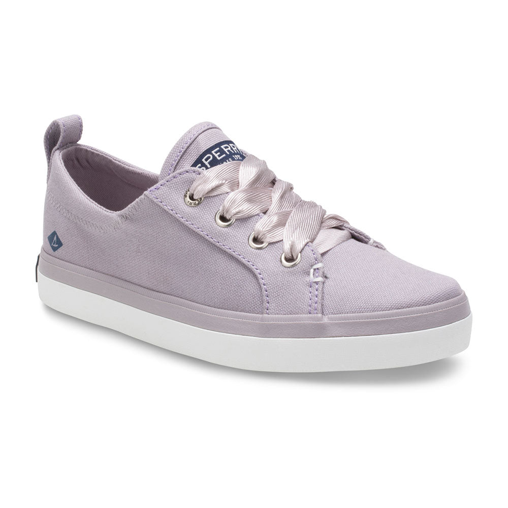 Sperry Dusty Lilac Crest Vibe Canvas Shoe