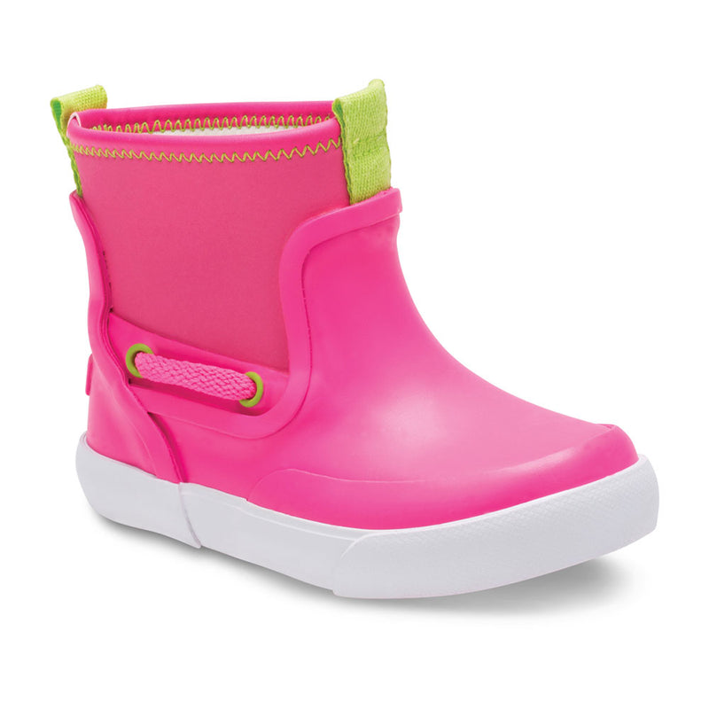 Sperry Pink Seawall Boot