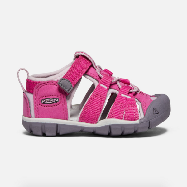 Keen Very Berry/Dawn Pink Seacamp II CNX Toddler Sandal
