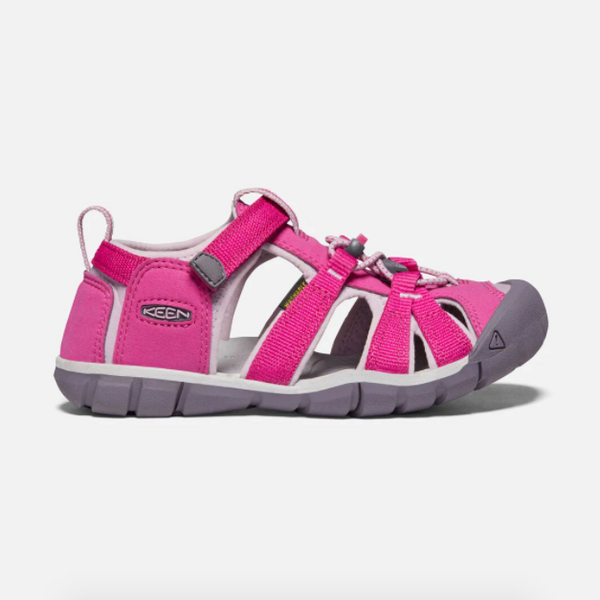 Keen Very Berry/Dawn Pink Seacamp II CNX Little Kid Sandal