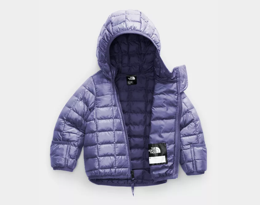 The North Face Sweet Lavender Infant Thermoball Eco Hoodie