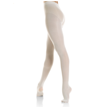 Mondor Ballerina Pink Performance Footed Tights
