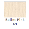 Mondor Ballet Pink Durable Footed Tights