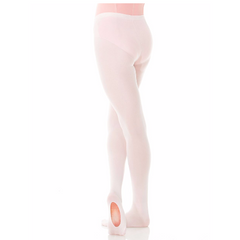Mondor Adult Ballerina Pink (E6) Durable Convertible Tights