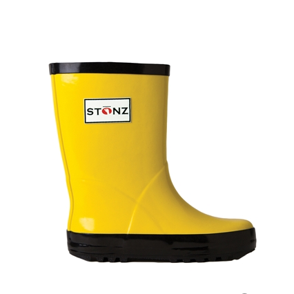 Stonz Yellow Rainboot
