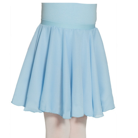 Mondor Academy Blue Pull-On Skirt
