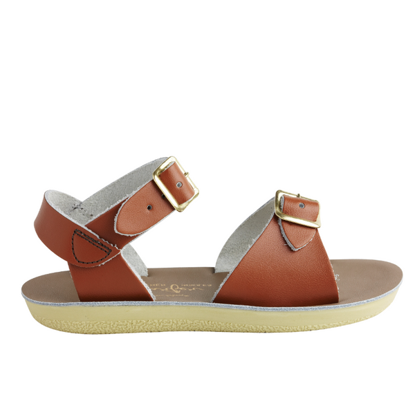Saltwater Sandals Tan Surfer Sandals