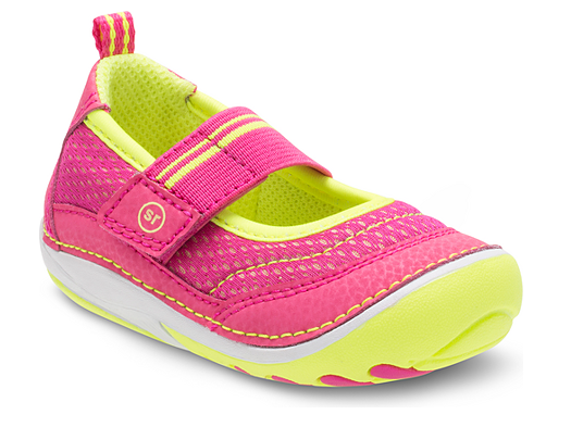 Stride Rite Soft Motion Gwyn Mary Jane Baby Shoe