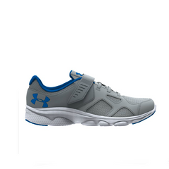 Under Armour Steel/White/Team Royal Pace A/C Sneaker