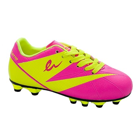 Eletto Neon Pink/Neon Yellow LNA-090 TPR Jr. Cleat