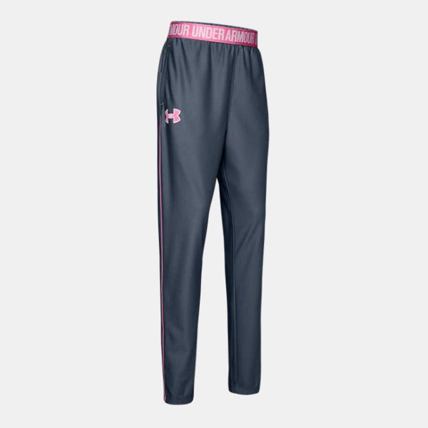 Under Armour Downpour Grey/Pace Pink Play Up Pant