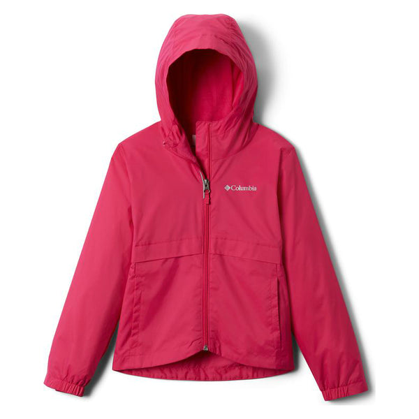 Columbia Cactus Pink Rain-Zilla Toddler Jacket
