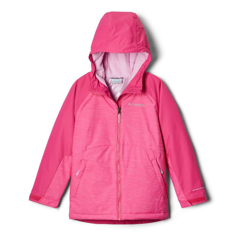 Columbia Pink Ice Alpine Action II Toddler Jacket