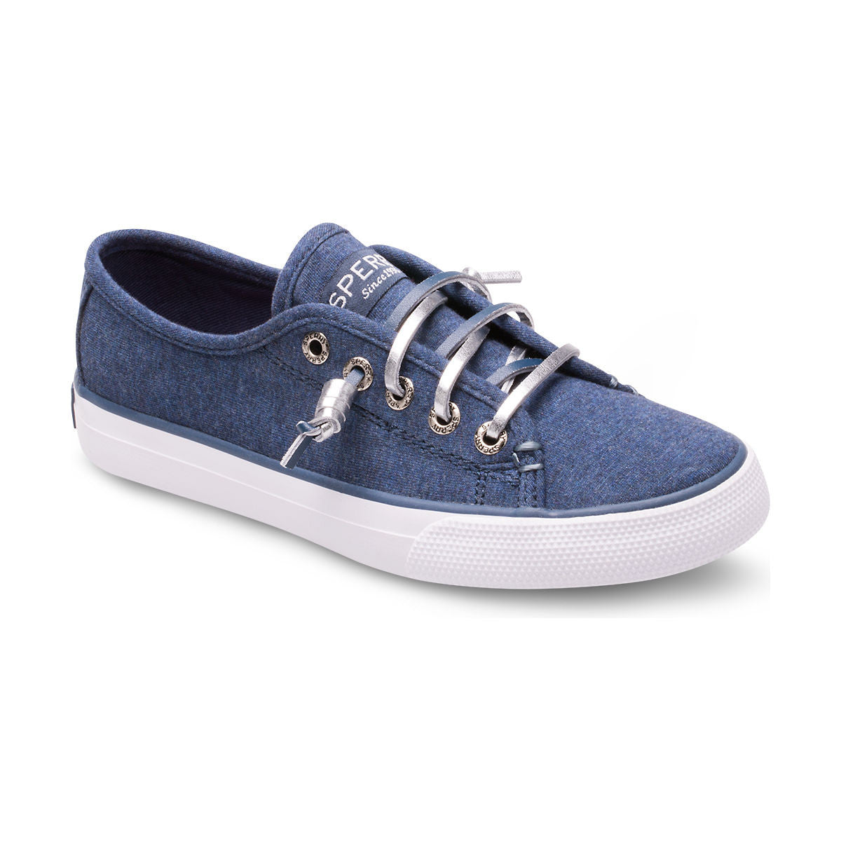 Sperry Navy Seacoast Sneaker