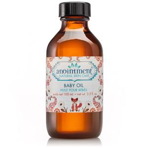 Anointment Natural Baby Oil