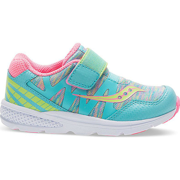 Saucony Turquoise Baby Ride Pro Sneaker