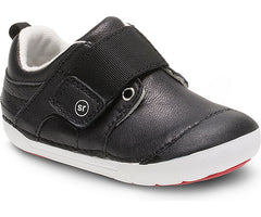 Stride Rite Black Cameron Soft Motion Baby/Toddler Sneaker