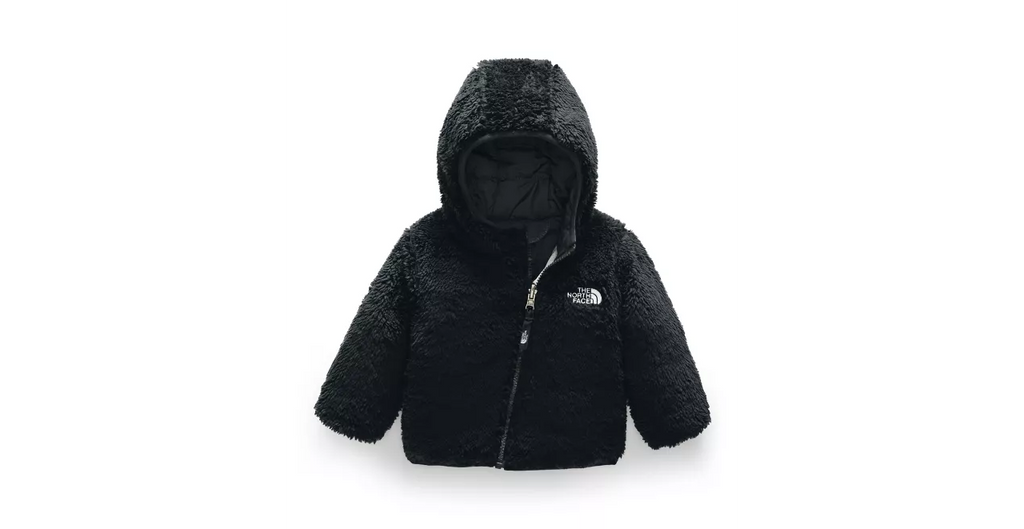 The North Face TNF Blue Reversible Mount Chimborazo Infant Hoodie