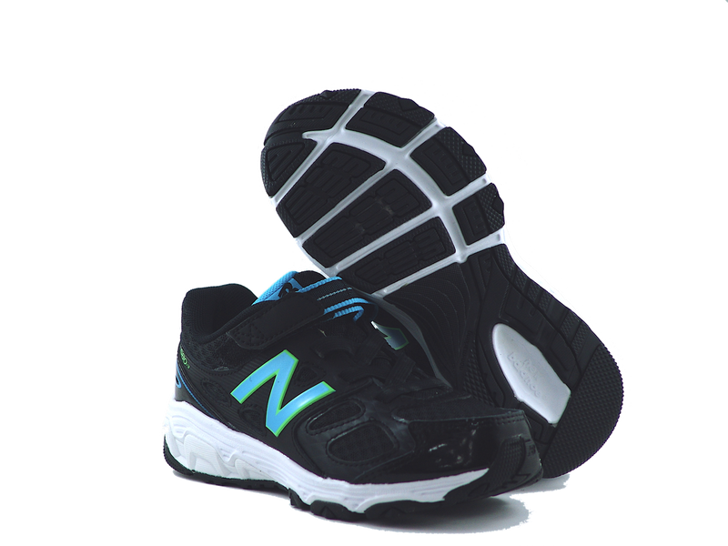 New Balance Black KA680 Children's Sneaker