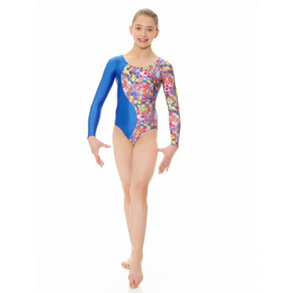 Mondor Futura Long-Sleeved Leotard