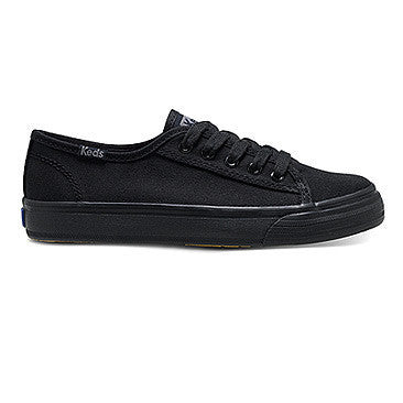 Keds Black Double Up Shoe