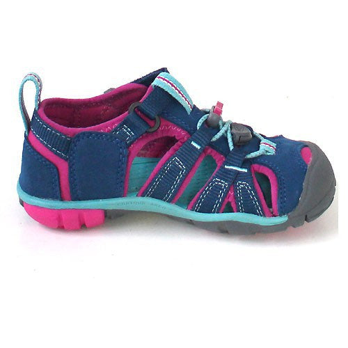 Keen Poseidon/Very Berry Seacamp II CNX Youth Sandal