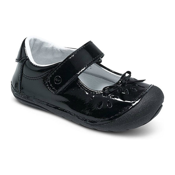 Stride Rite Black Soft Motion Jane Shoe