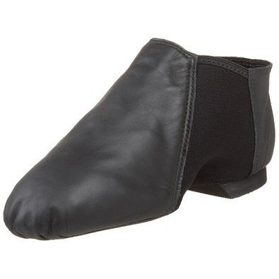 Leo Black GioFlex Slip-On Jazz Boot