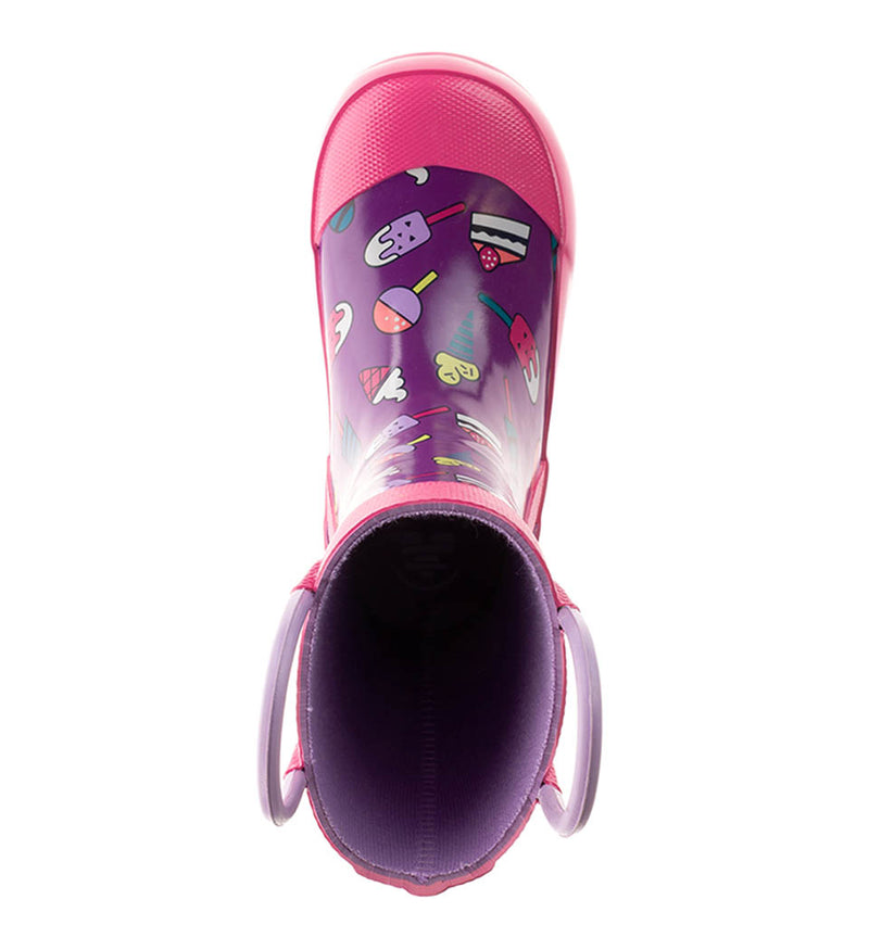 Kamik Purple Sweets Rainboot