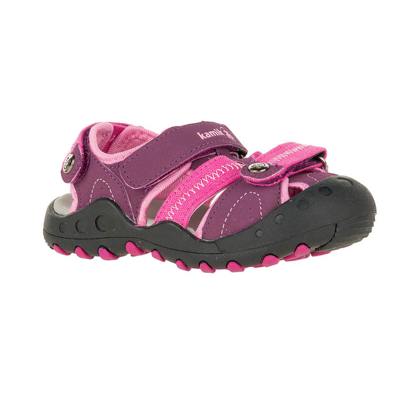 Kamik Plum Twig Youth Sandal